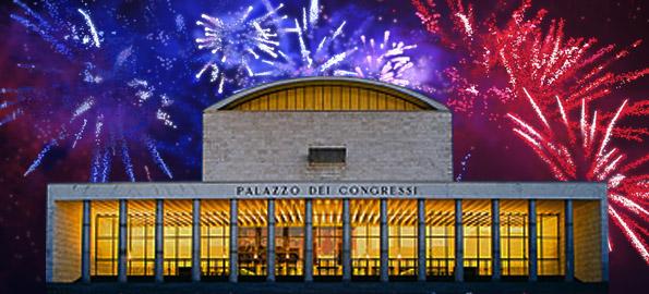 Capodanno palazzo dei congressi roma - Architetto palazzo congressi roma ...