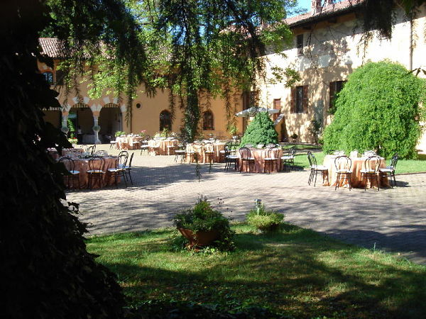 Location Matrimonio Country Chic Lombardia : Location in affitto per eventi e feste a milano
